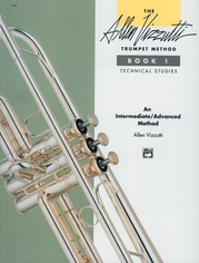 The Allen Vizzutti Trumpet Method - Book 1, Technical Studies