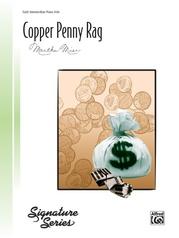 Copper Penny Rag