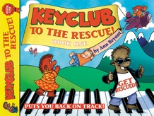 Keyclub to the Rescue, Book 1