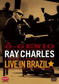 Ray Charles: Ô Genio -- Live in Brazil