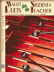 Mallet Duets for the Student & Teacher, Book 2