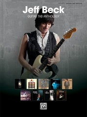 Jeff Beck: Guitar TAB Anthology