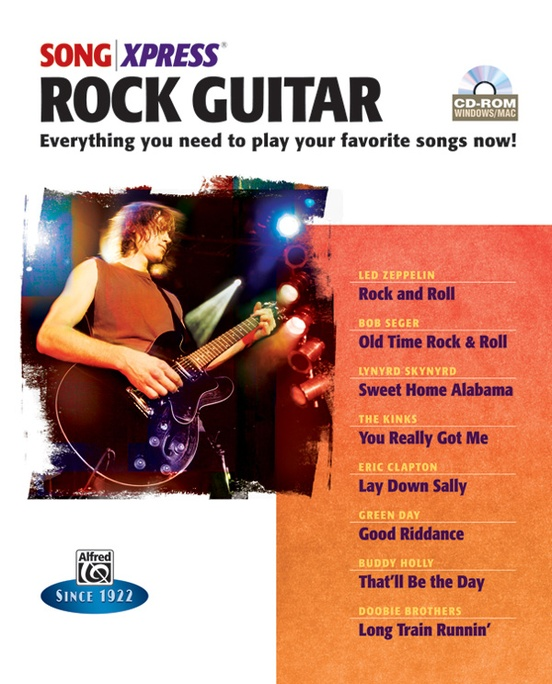 SongXpress: Rock Guitar