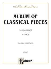 Album of Classical Pieces, Volume II