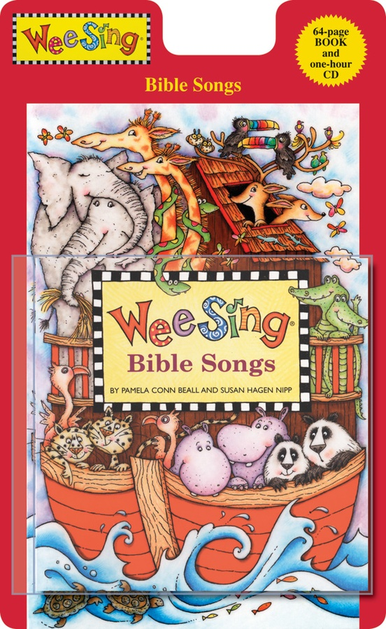 Wee Sing Bible Songs