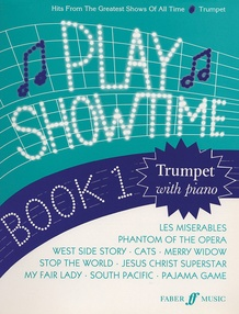 Play Showtime for Trumpet, Book 1