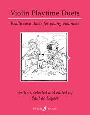 Violin Playtime Duets
