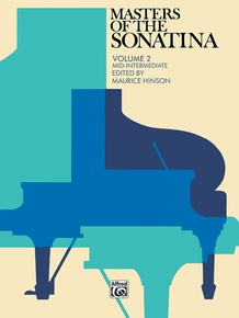 Masters of the Sonatina, Book 2