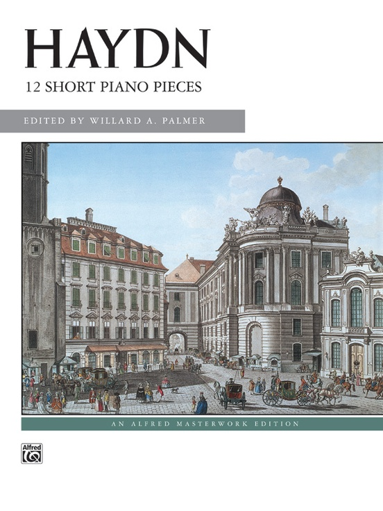 Haydn: 12 Short Piano Pieces