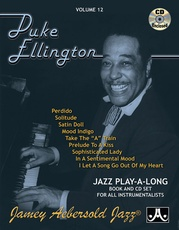 Jamey Aebersold Jazz, Volume 12: Duke Ellington