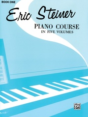 Eric Steiner Piano Course, Book 1