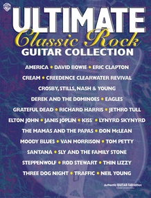 Ultimate Classic Rock Guitar Collection