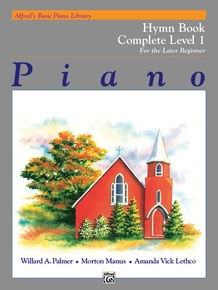 Alfred's Basic Piano Library: Hymn Book Complete 1 (1A/1B)