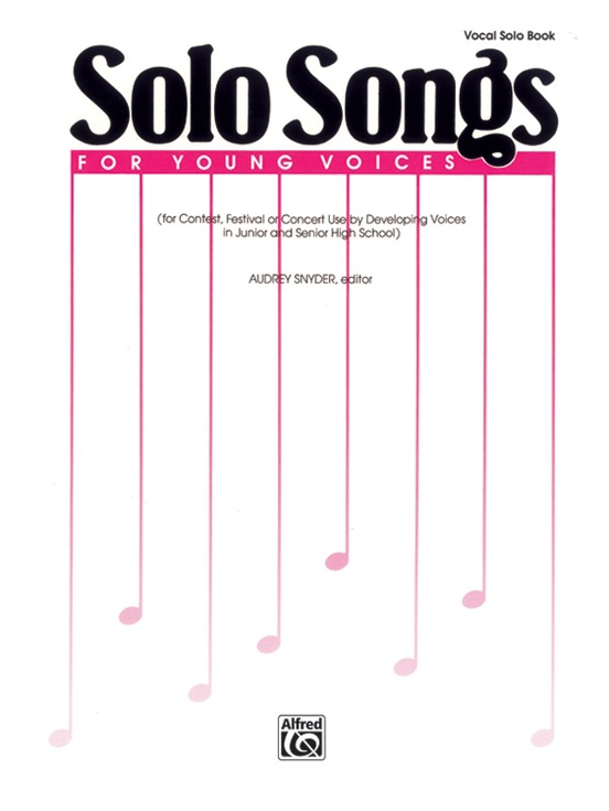 Solo Songs for Young Voices