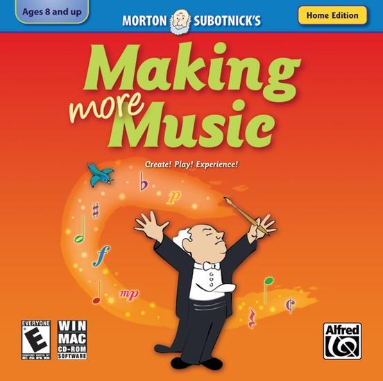 Creating Music Series: Making More Music (Home Version)