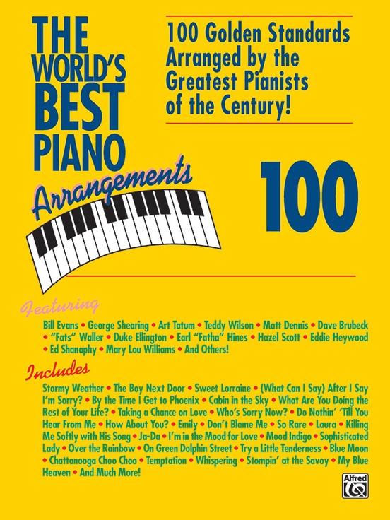The World's Best Piano Arrangements