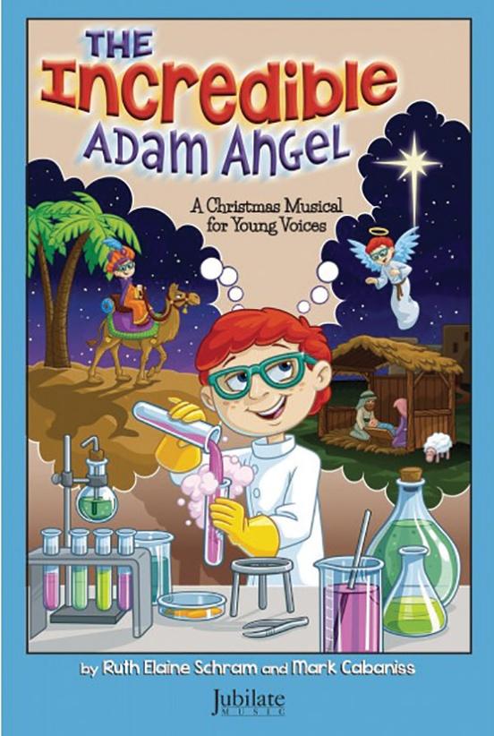 The Incredible Adam Angel