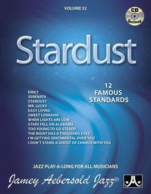 Jamey Aebersold Jazz, Volume 52: Stardust
