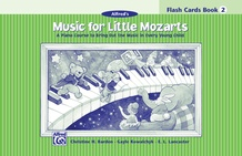 Music for Little Mozarts: Flash Cards, Level 2
