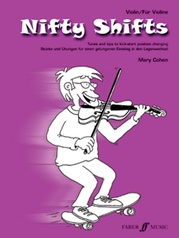Nifty Shifts for Violin