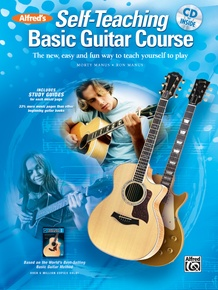Alfred's Self-Teaching Basic Guitar Course