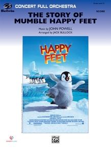 The Story of Mumble Happy Feet