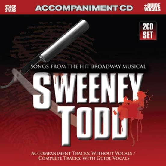 Sweeney Todd: Songs from the Broadway Musical