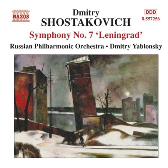 "Symphony No. 7 ""Leningrad"""
