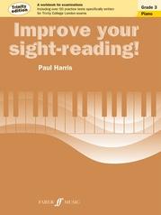 Improve Your Sight-Reading! Trinity Edition, Grade 3