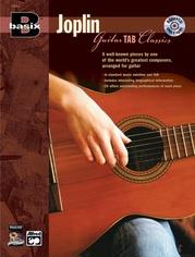 Basix® Guitar TAB Classics: Joplin