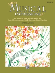 Musical Impressions, Book 2