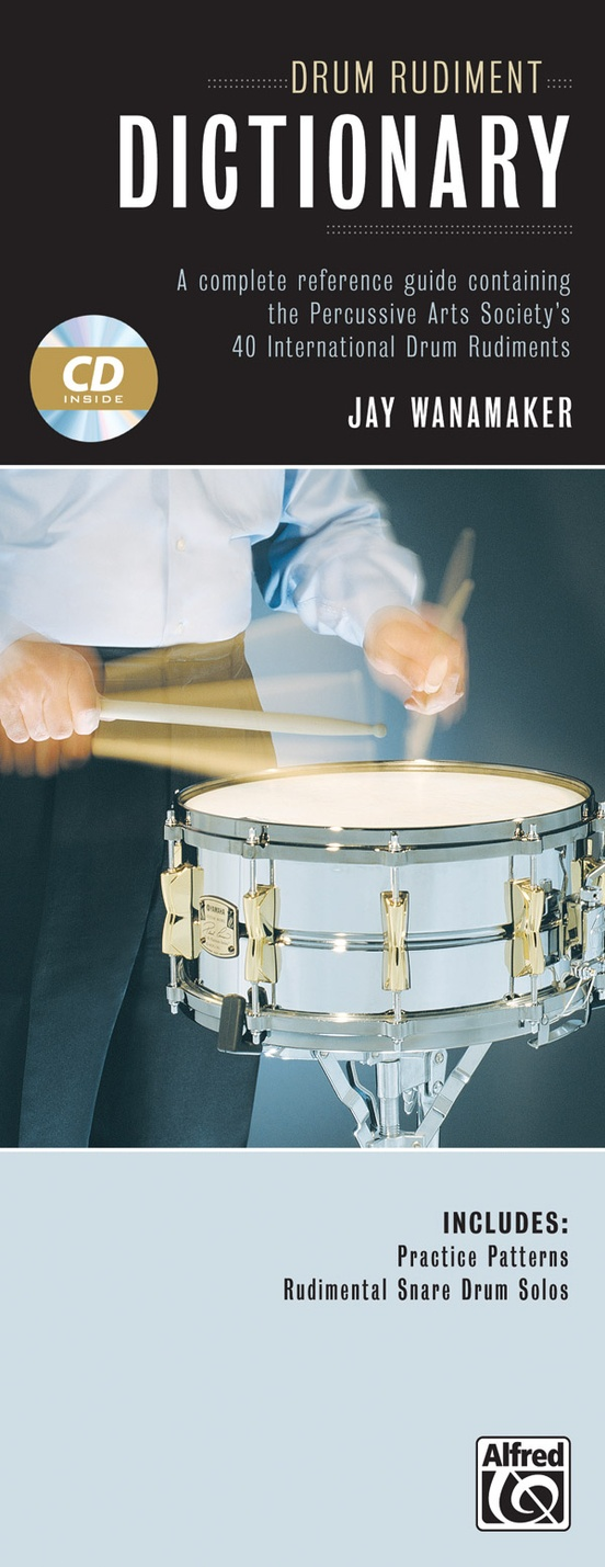 Drum Rudiment Dictionary