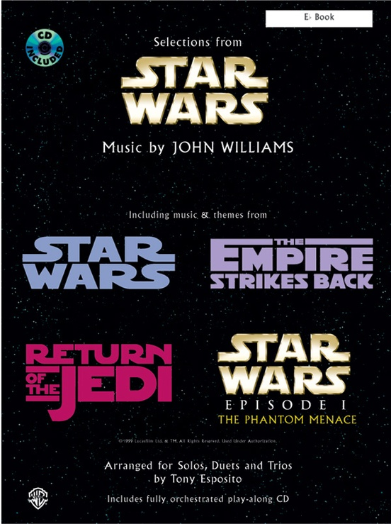 Star Wars® -- Selections