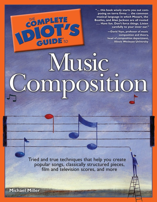 Epub download the complete idiot's guide to music composition (the co….