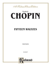 Fifteen Waltzes