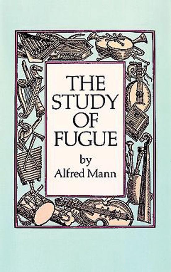 The Study of the Fugue