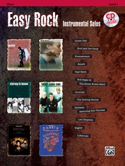 Easy Rock Instrumental Solos, Level 1