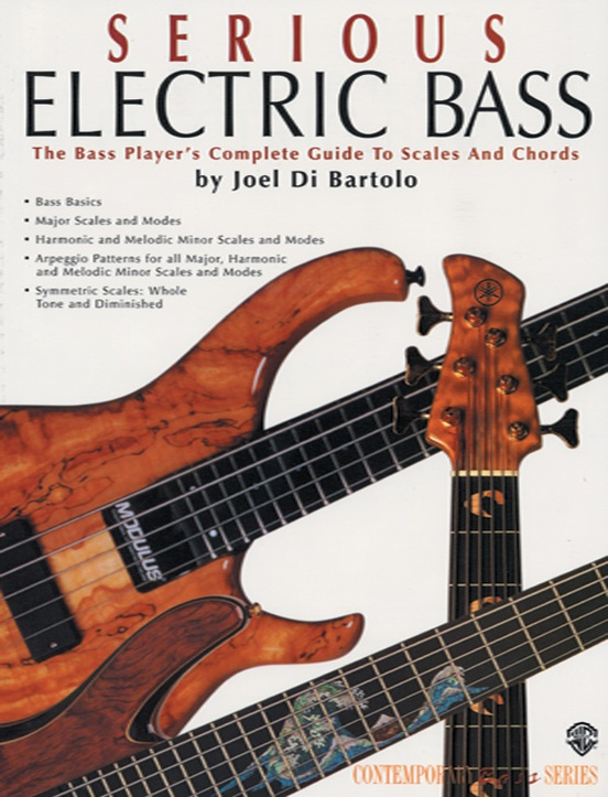 Serious Electric Bass