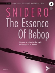 The Essence of Bebop: Flute