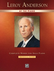 Leroy Anderson at the Piano