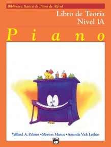 Alfred's Basic Piano Library: Spanish Edition Theory Book 1A