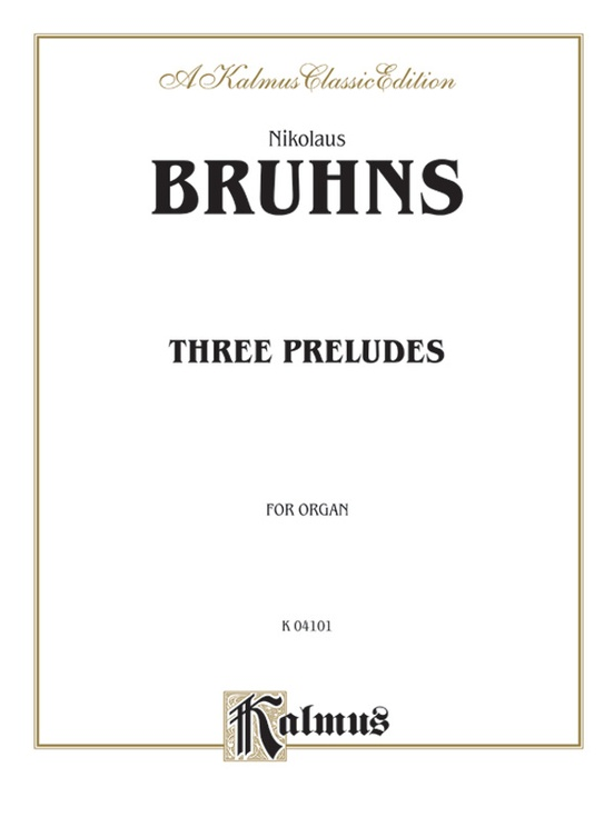 Three Preludes and Fugues