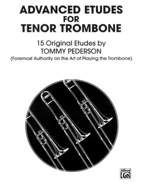Etudes for Tenor Trombone