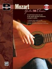 Basix® Guitar TAB Classics: Mozart