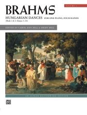 Brahms: Hungarian Dances, Volume 1