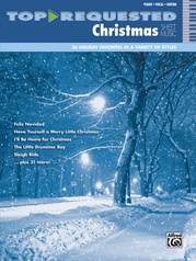 Top-Requested Christmas Sheet Music