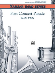 First Concert Parade