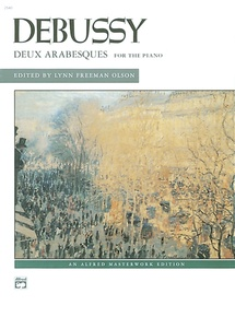 Deux Arabesques for the Piano