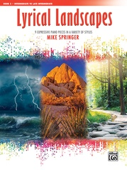 Lyrical Landscapes, Book 3