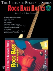 Ultimate Beginner Series Mega Pak: Rock Bass Basics